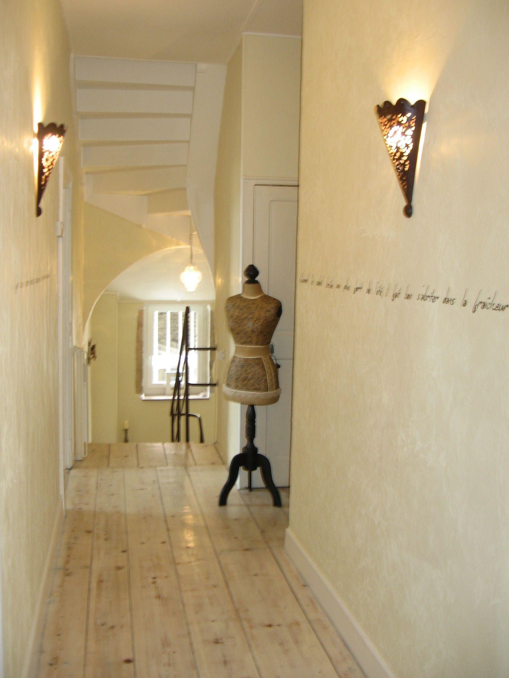 Couloirs aménagés : vos plus belles déco