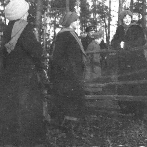 Olga, Maria, Alexei, & Tatiana