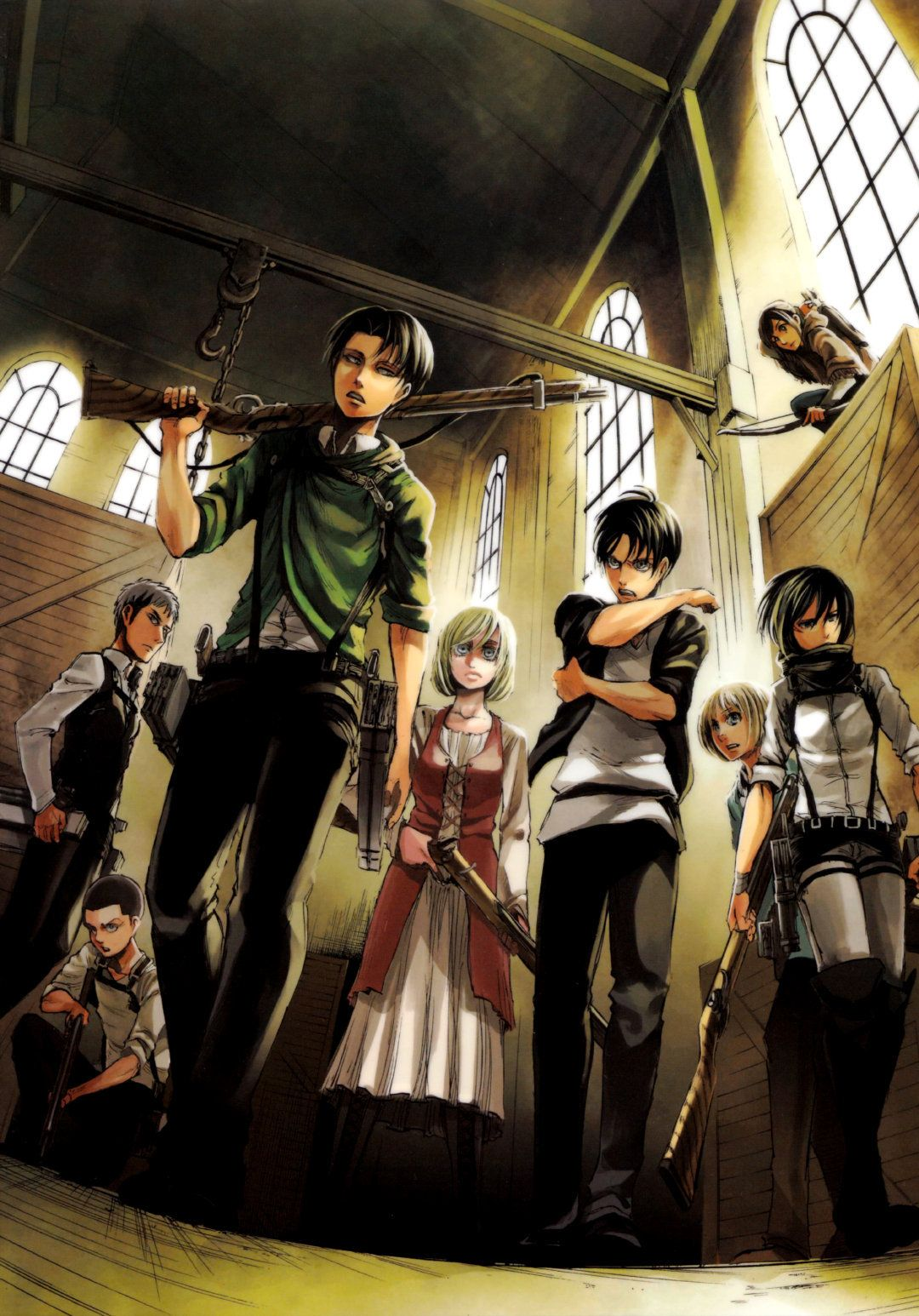 Still Waiting for Final Season..... — Uprising Arc+Return