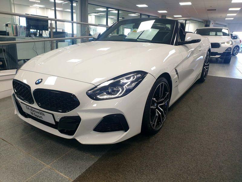 2020 BMW Z4 2.0 20I M Sport Auto Sdrive (s/s) 2DR in 2020