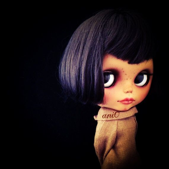 Autumn a Blythe Custom Doll