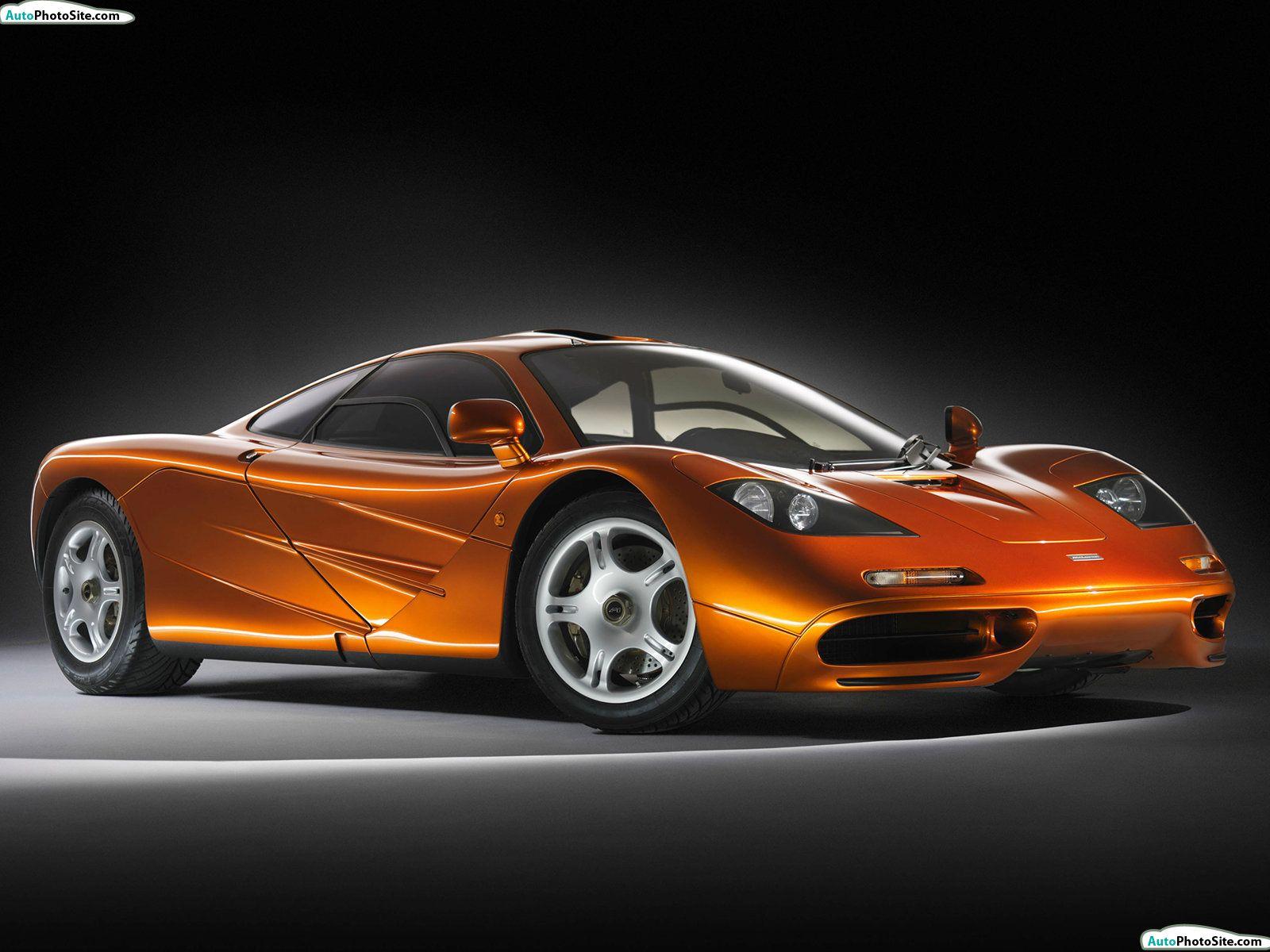 Mclaren F1 Fast An Furious Mclaren F1 Sports Car Super Cars