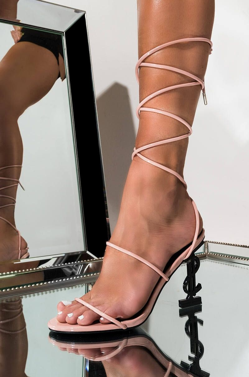 Taupe Sporty Double Strap Mules   Missguided   Strap