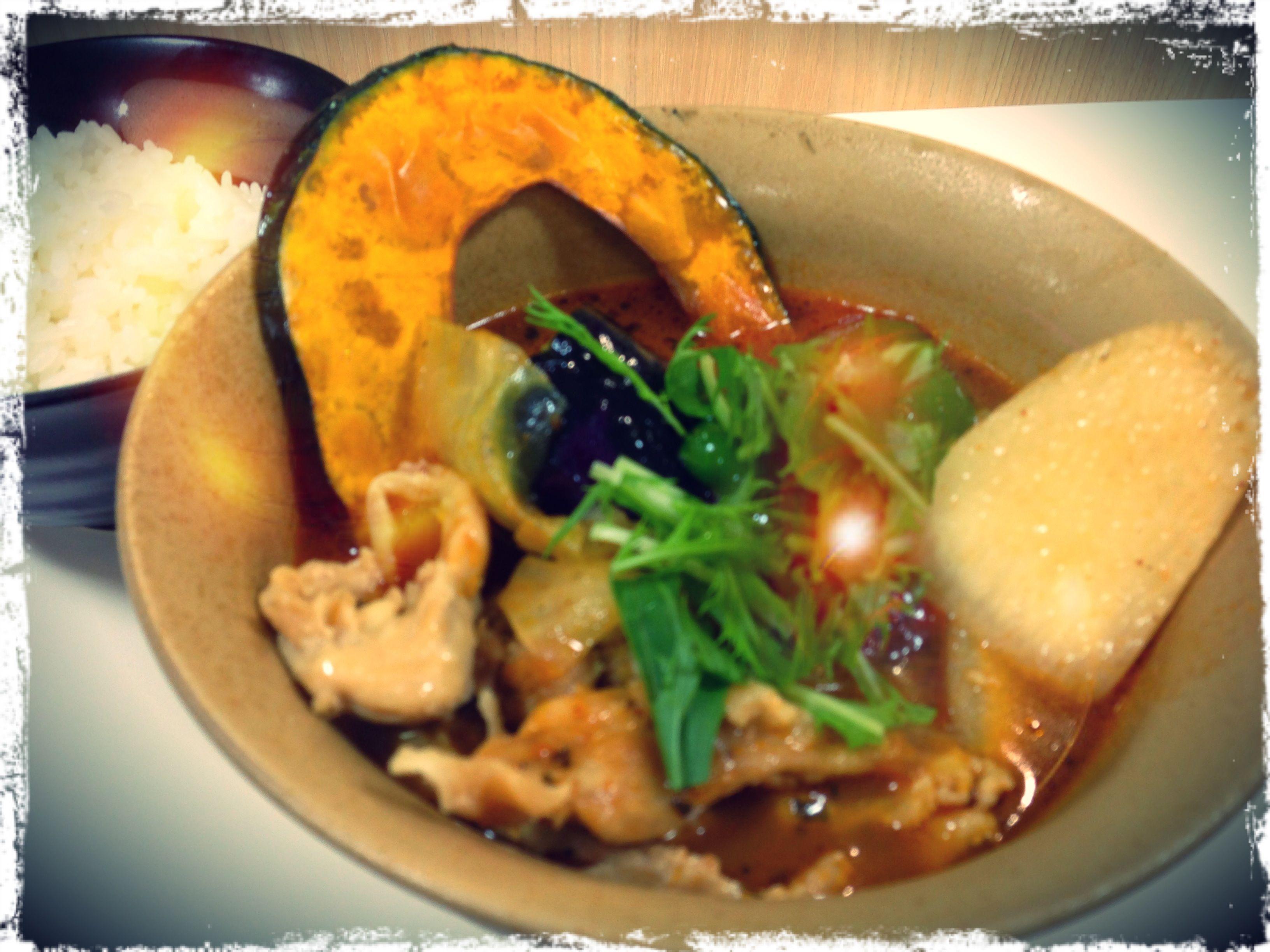 奥芝商店のスープカリー