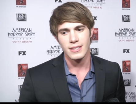 Glee Project Season 2 Winner Blake Jenner Will Make His Glee Debut On 4x05 The Role You Were Born To Play His Character Ryd Blake Jenner Cory Monteith Glee