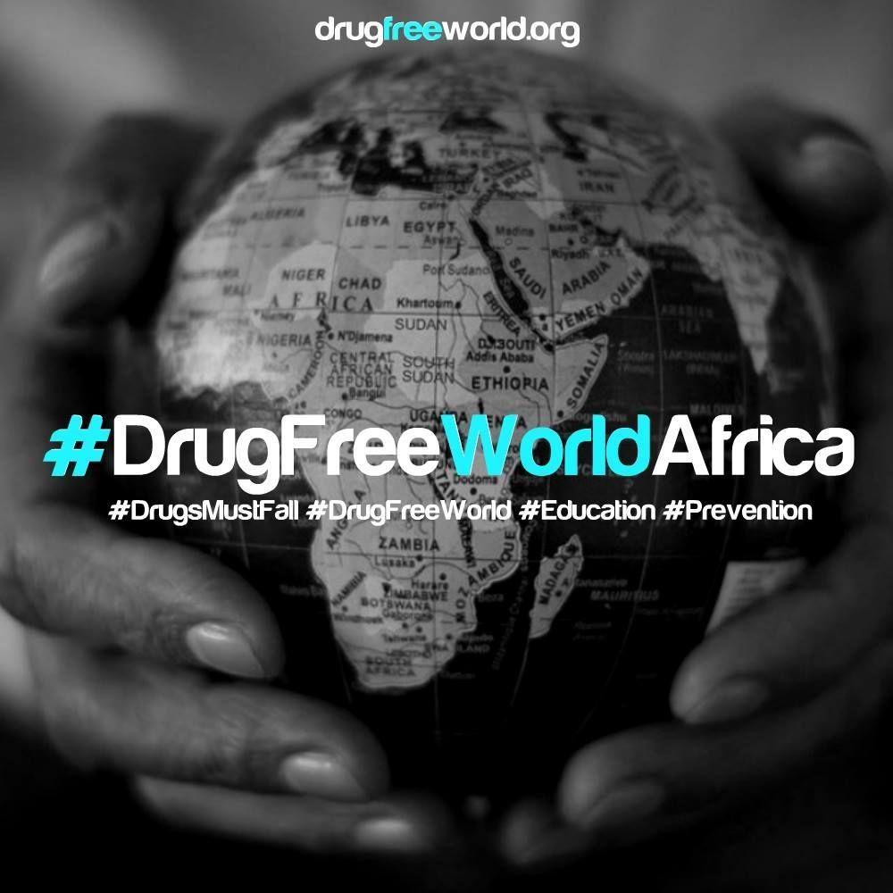 Pin on Drug Free World Africa