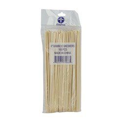 Wesco 6 Bamboo Skewer 04 0542 Category Skewers And Chopsticks By Wesco 11 92 16 Packs Of 100 Item 04 0542 Customers Also Search For Restaurant Supp