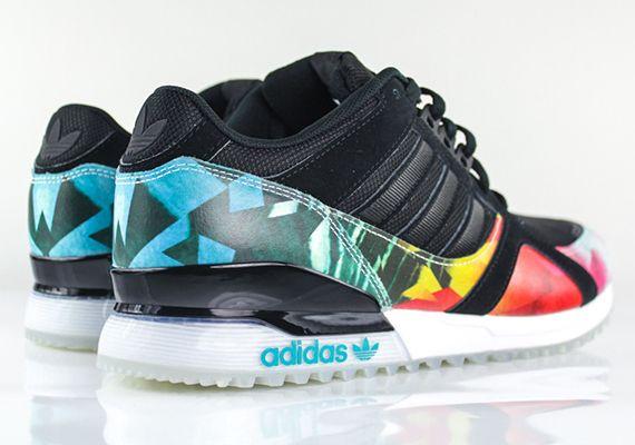 adidas zx flux 700 zwart