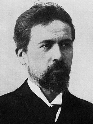 Chekhov, who died of tb