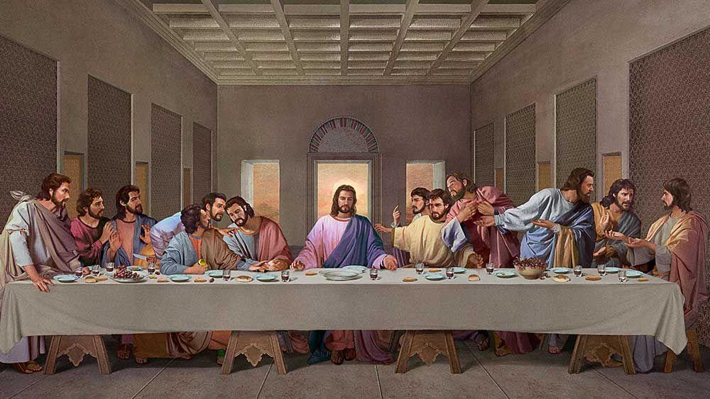 Biblioteca Católica Libros Católicos Ebooks Católicos Ultima Cena De Jesus Catolico Fotos De Biblias