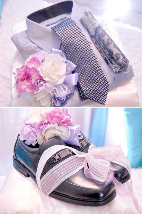 Cara Membungkus Parcel Hantaran Pernikahan : membungkus, parcel, hantaran, pernikahan, Hantaran, Ideas, Tray,, Wedding, Gifts,, Gifts, Packaging
