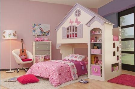 Tomato Kidz Dollhouse Bunk Bed