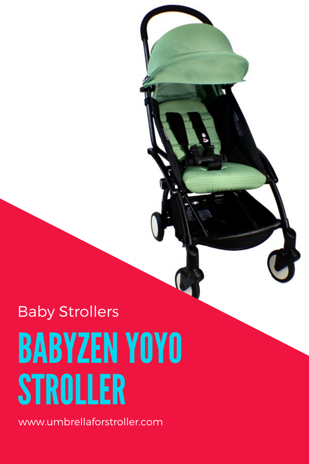 Babyzen YOYO+ 6+ Stroller in 2020 Baby jogger city mini