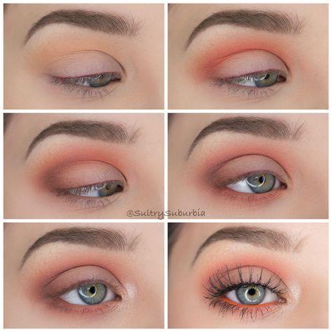 Photo of Fresh Summer Eyeshadow Tutorial with Makeup Geek