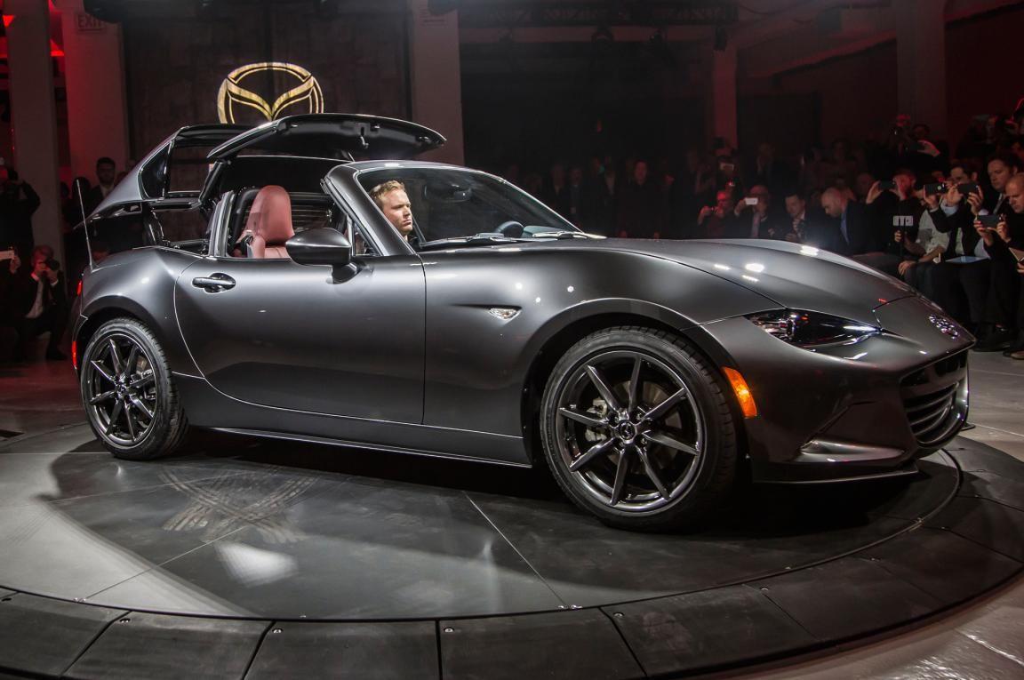 2017 Mazda Mx 5 Miata Rf Price Front Side Mazda Mazda Miata