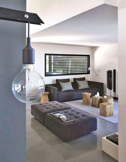 Maison d\'architecte moderne au bord du lac Léman | Pinterest ...