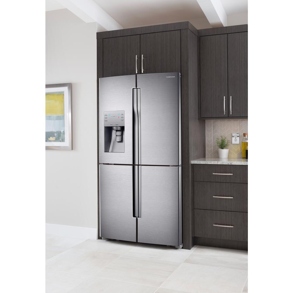 Samsung 225 Cu Ft 4 Doorflex French Door Refrigerator In