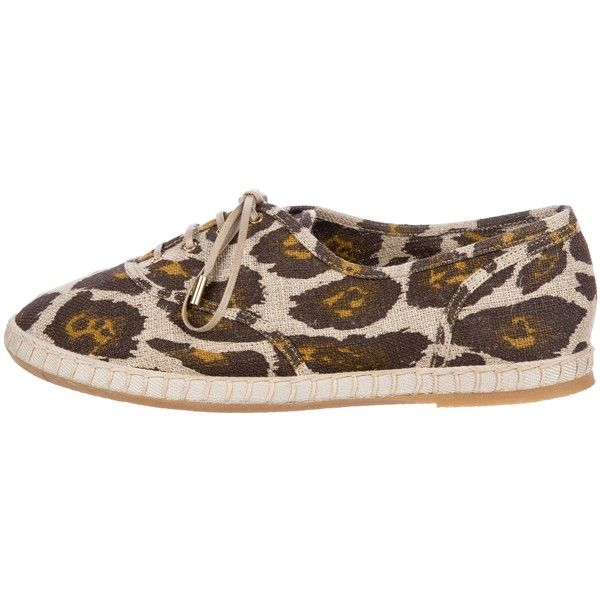 Charlotte Olympia Maria Leopard Print Lace-Up Espadrilles official online discount pay with paypal discount wide range of Yt19rTy5