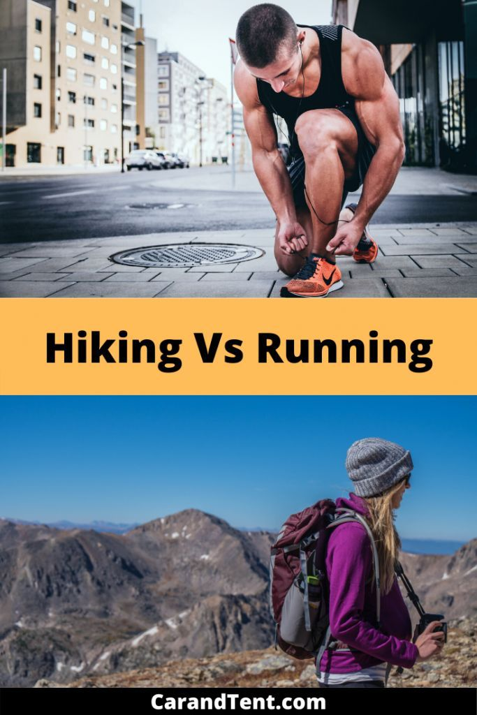 Hiking Vs Running - Reasons to do One Over the Other