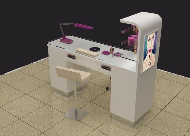 Nuevo producto Mesa de manicura Salón de Uñas mesa de ...