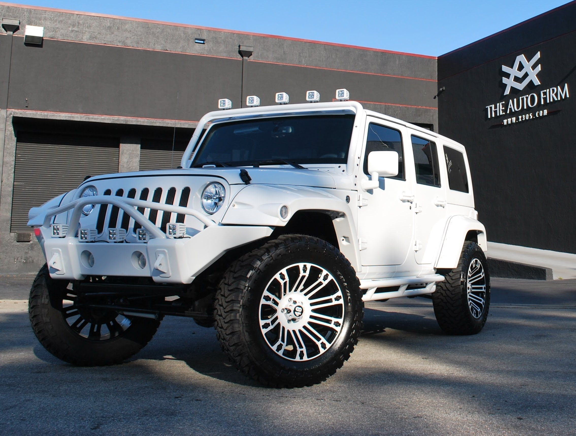 Tricked Out Jeeps Google Search Jeep Wrangler Custom Jeep