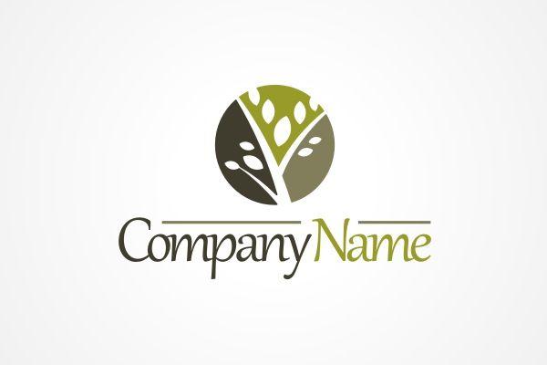 Free Landscaping Logos | Tree logos, Landscaping logo ...