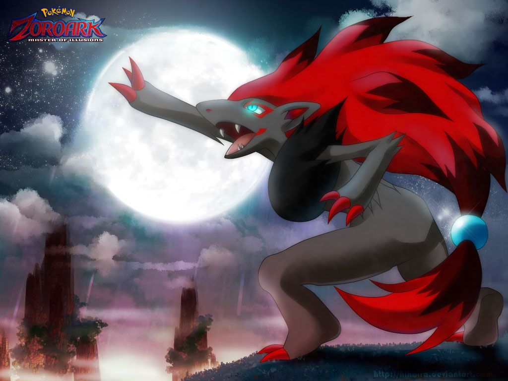 Zoroark Pokemon Hd Wallpaper 12 Zoroark Pinterest Pokémon Hd