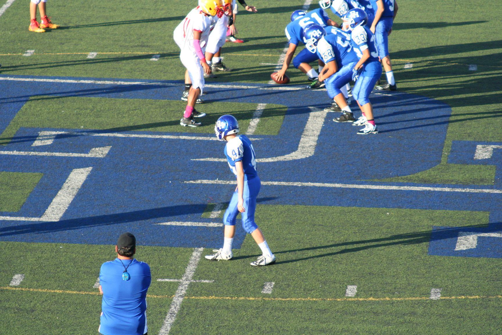 Pin by Dana Hills Football on 2014 DH Frosh vs Mission Viejo
