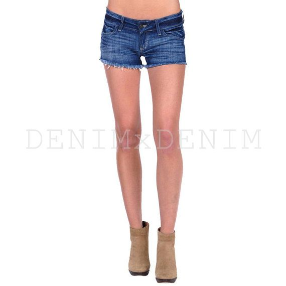 Women's Camilla #Cut Off #Short #Frayed Come Away With Me