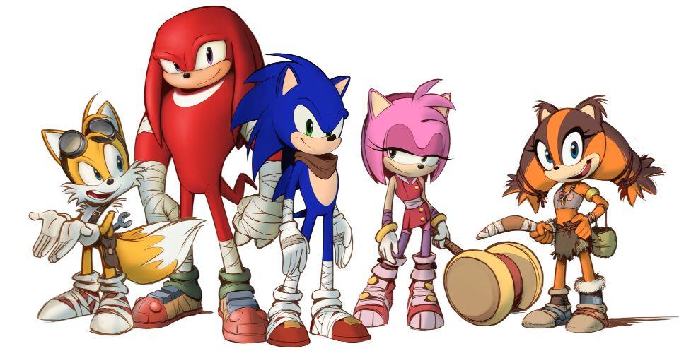 Sonic Boom❤️