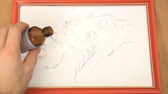 How To Erase Old Marks Off A Dry Erase Board Dry Erase Board Clean Dry Erase Board Cleaning A White Board