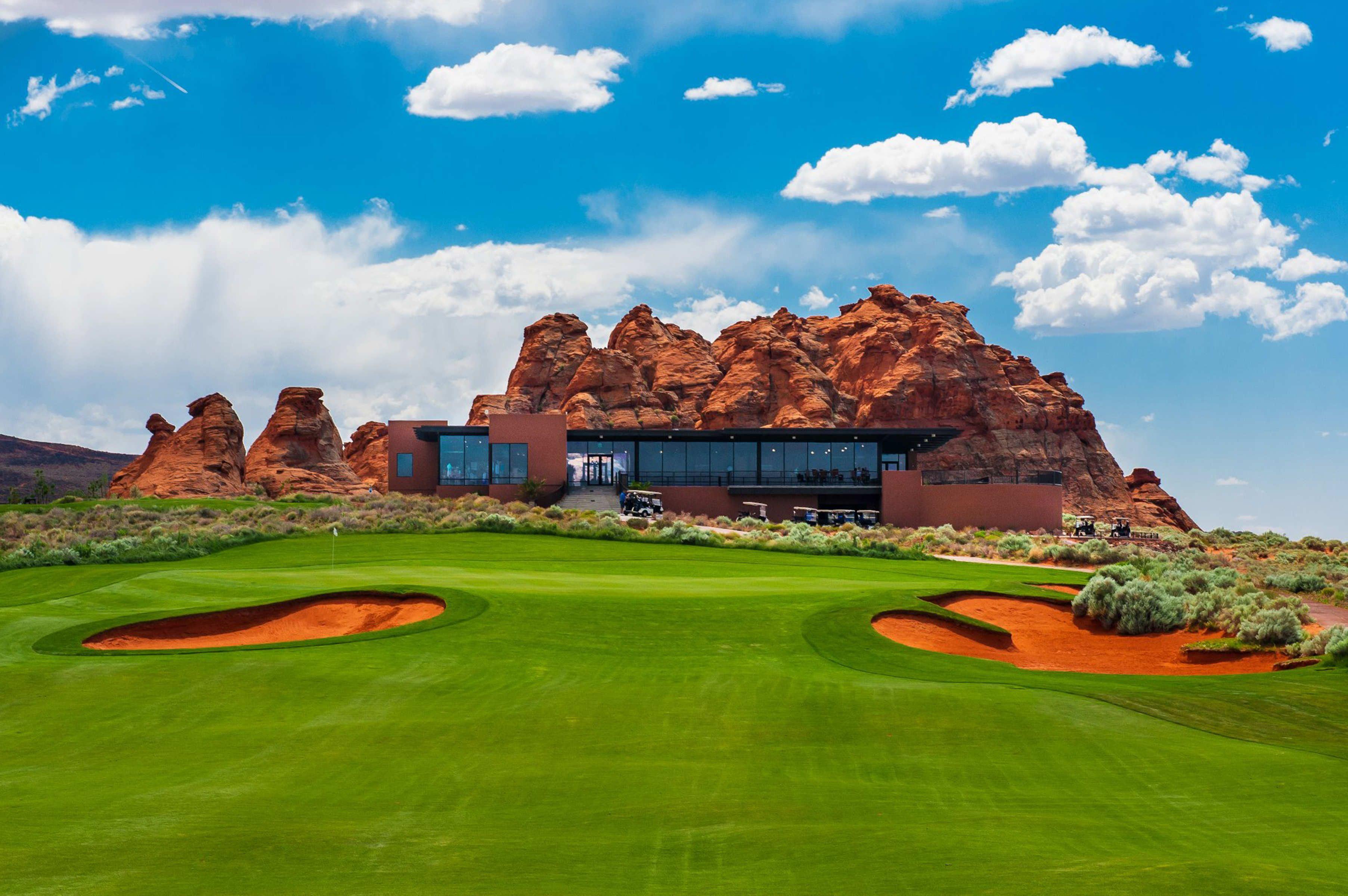 Southern Utah S Red Rock Golf Trail Golf Courses Golf Tips Golf Vacations