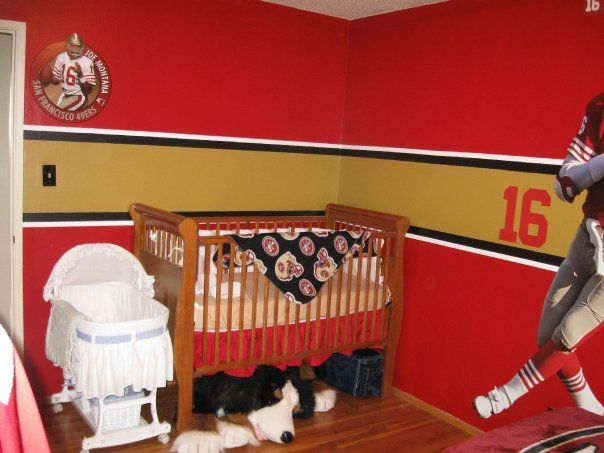 49ers Man Cave Ideas