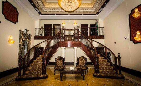 Grand Empire Great Wedding Venue Located At 100 Nexus Avenue Brampton ON L6P 2K9