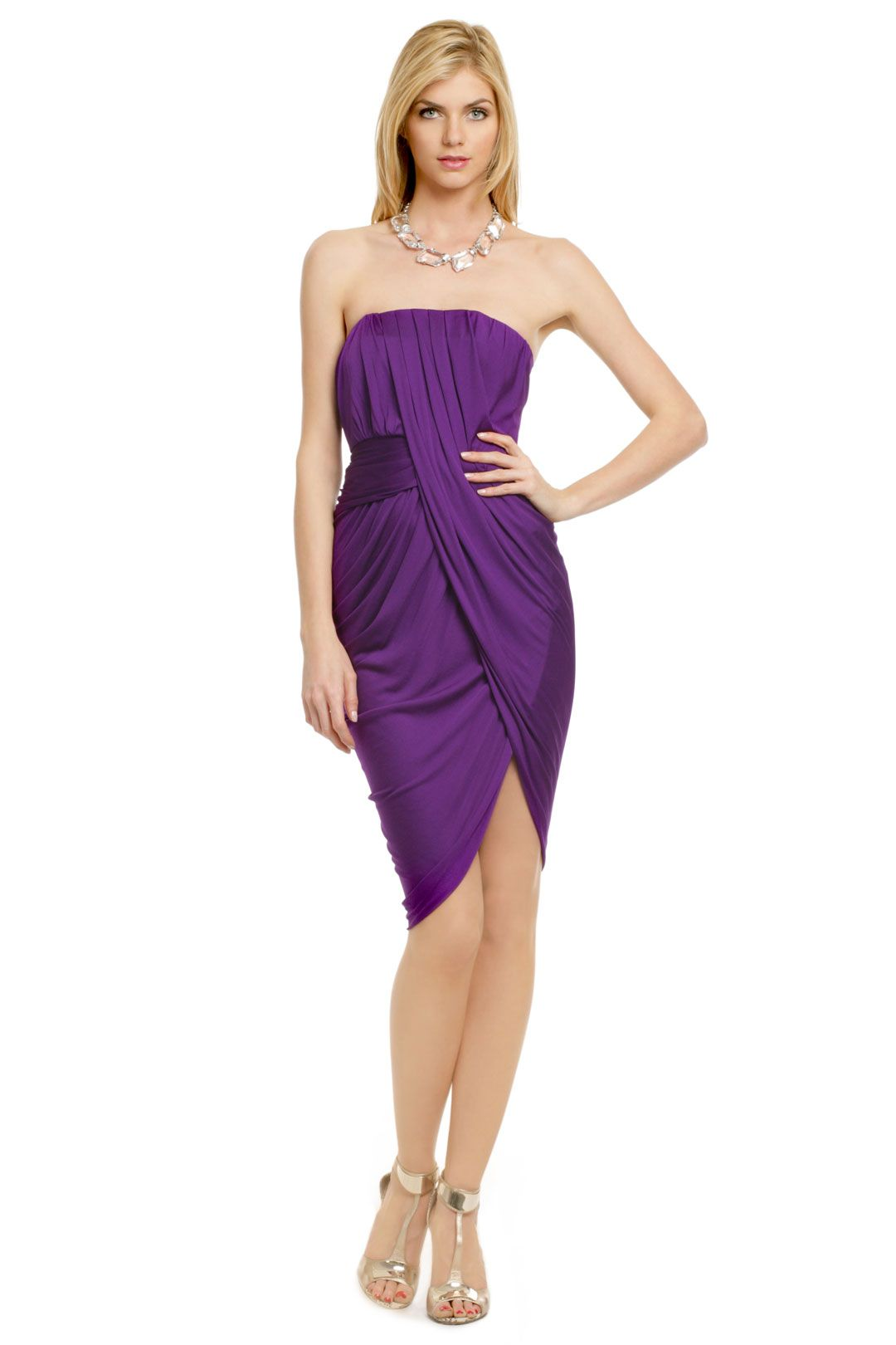 Purple Bridesmaid Dresses | shower, bridesmaid dress, cocktail dress ...