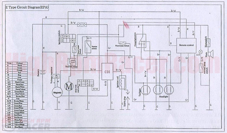 chinese atv 110 wiring diagram - $0 00,wiring diagram,wiring diagram for  chinese 110 atv