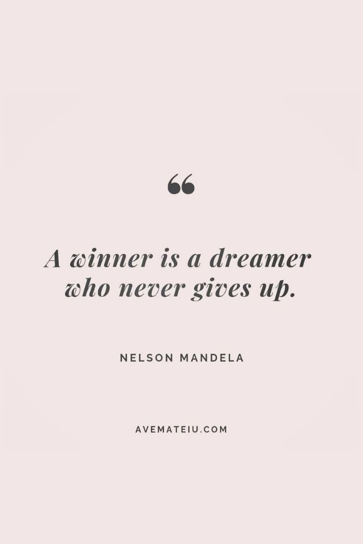 Motivational Quote Of The Day - November 18, 2018 - Ave Mateiu