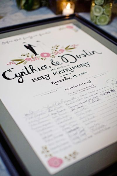 Rifle Paper Co Wedding Certificate  Google Search  Event