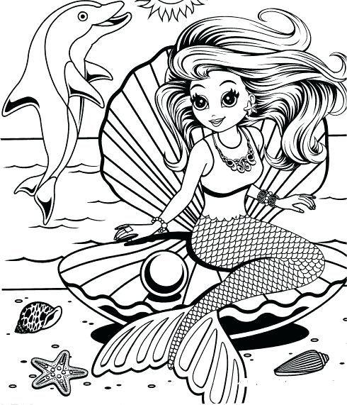 Lisa Frank Mermaid Coloring Pages Mermaid Coloring Pages Mermaid Coloring Horse Coloring Pages