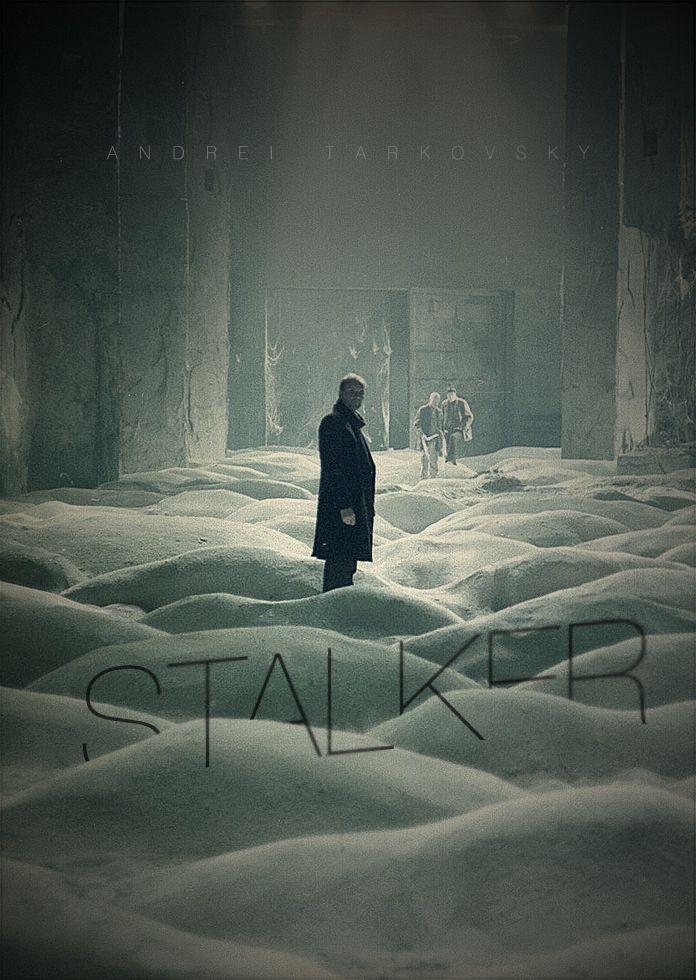Stalker Andrei Tarkovsky 1979 Cinema Pinterest