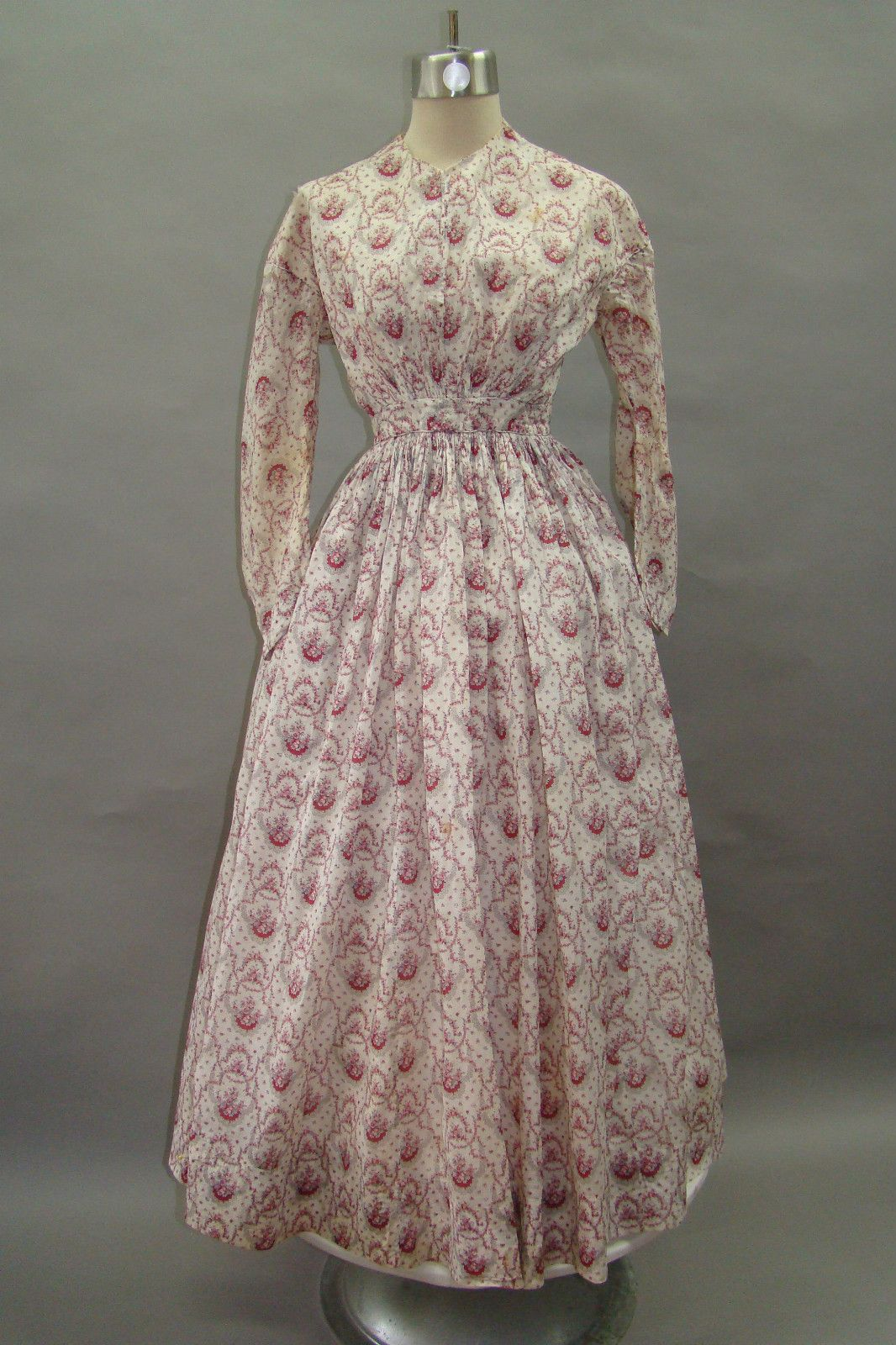 Darling 1860 S Work Day Dress Summer Sheer Dresses Fashion Day Dresses [ 1600 x 1066 Pixel ]