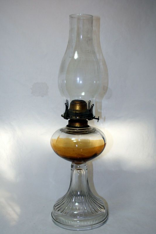 Vintage 1930's Large No.2 Queen Anne Oil Lamp | dream house ...