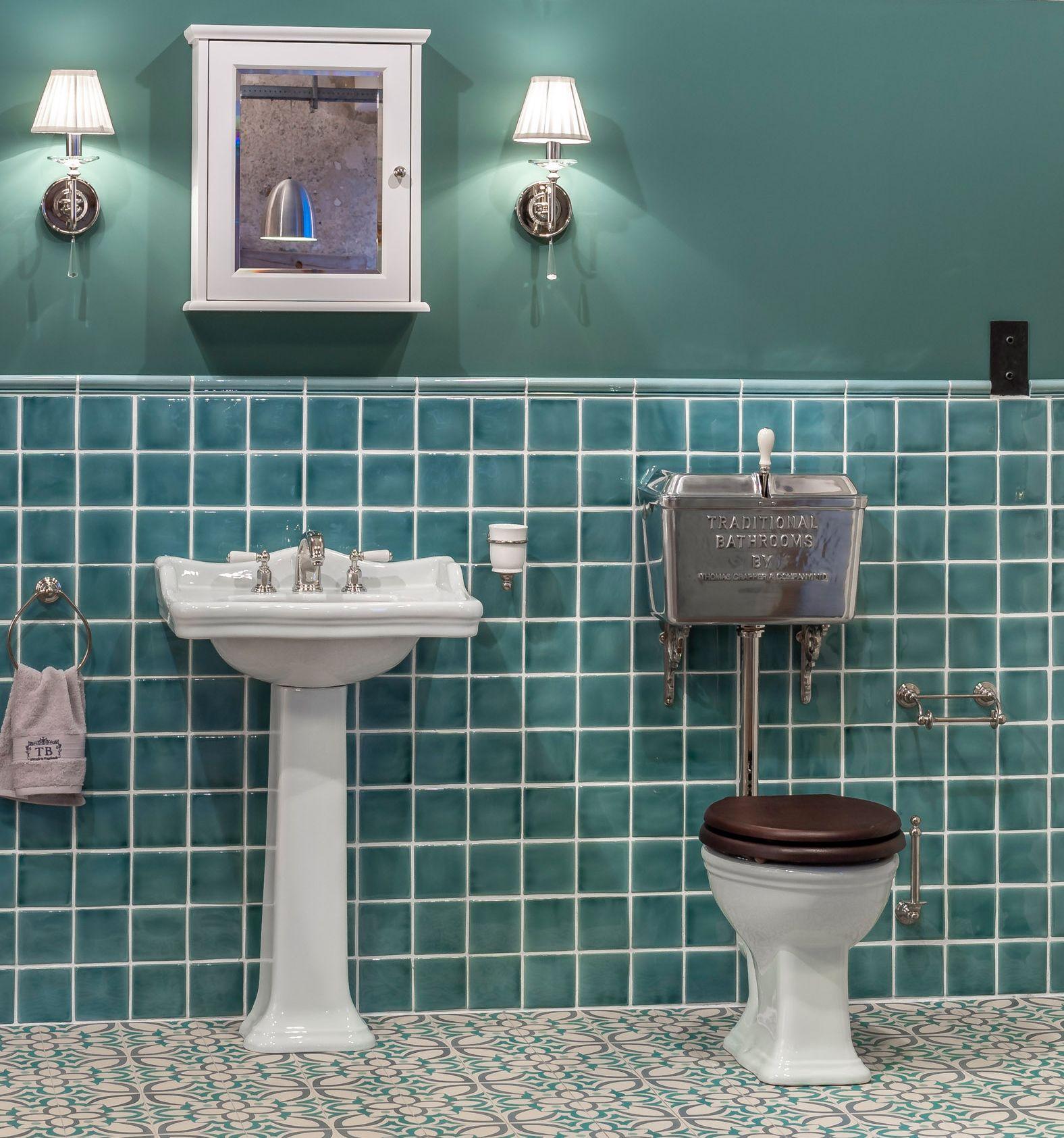 Vintage Badezimmer Vintage Badezimmer Traditionelle Bader Badezimmer
