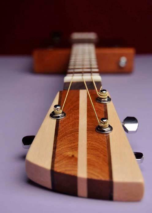 Walnut  Guitar Fingerboard and bridge blank