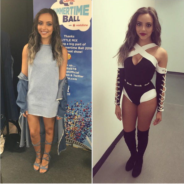 Jade Thirlwall for the Capital FM Summertime Ball 2016 in Wembley, London ~ June 11, 2016