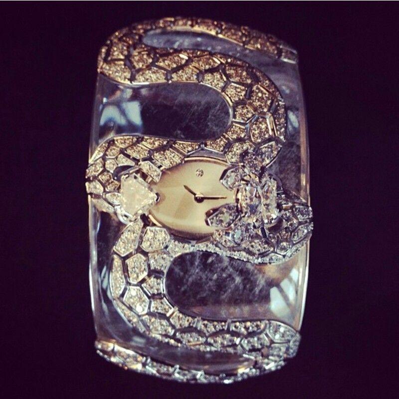 Regram from Instagram - stunning watch by Cartier