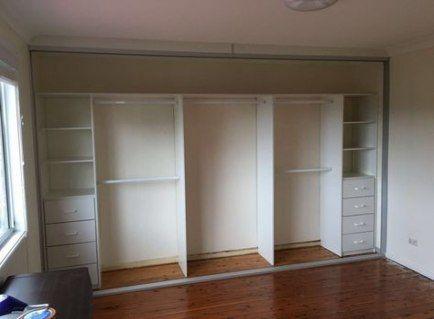 New Closet Vestidor Cemento Ideas Diseno De Armario Para Dormitorio Diseno De Armario Disenos De Closet Pequenos