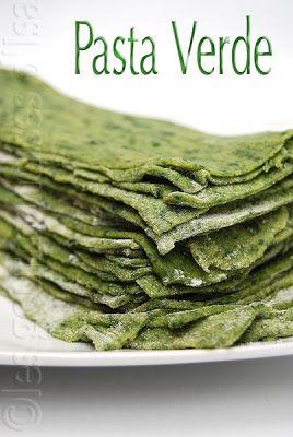 recette pâte à lasagne verte - Recherche Google