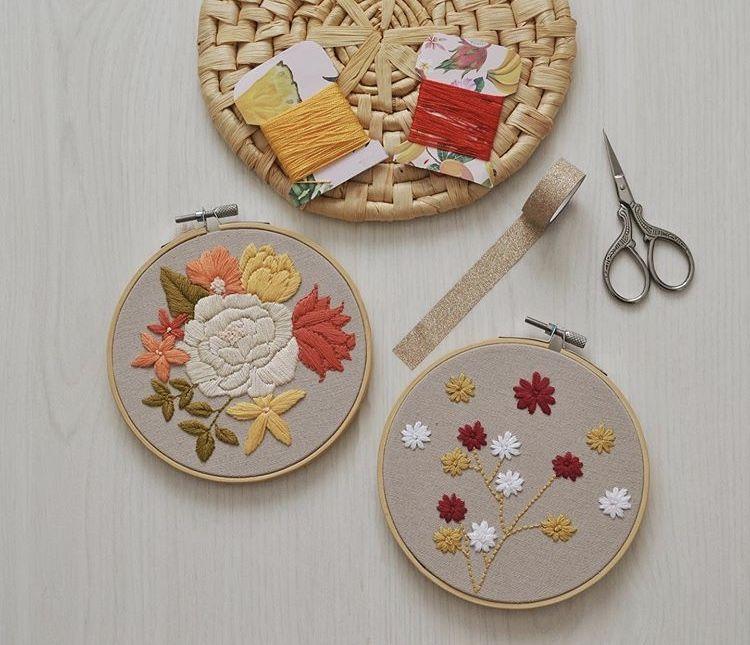 #embroidery #embroiderydesigner #stitchventure #embroideryartist #handembroidery #fiberart #embroideryart #fiberartist #makersgonnamake #damngoodstitch #embroiderypattern #embroideryinstaguild #embroiderydesign #handmade #embroideryhoopart #needlecraft #embroideredtshirt #handembroidered #handembroidery #damngoodstitch #embroideredart #handstitched #etsyseller #freelance #handstitchedembroidery #embroiderylove #embroideryhoop