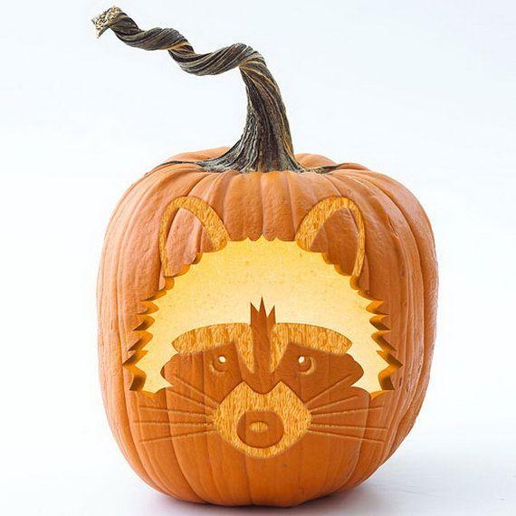 Halloween Pumpkin Carving Ideas Animals Free Pumpkin Carving